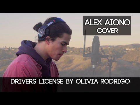 drivers license by Olivia Rodrigo | Alex Aiono Cover