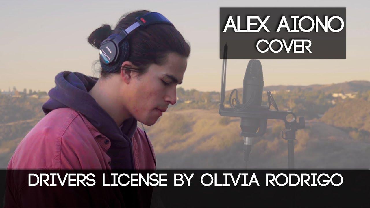 Download drivers license by Olivia Rodrigo   Alex Aiono Cover