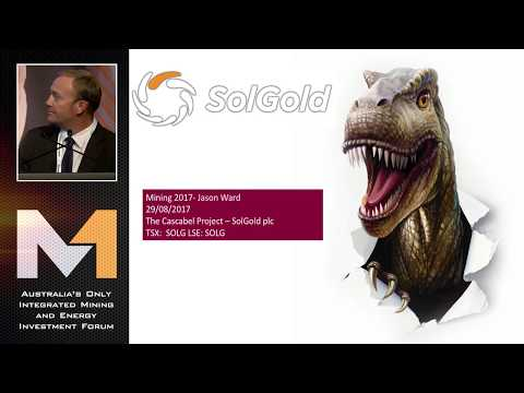 Jason Ward Presenting at Mining 2017 - Brisbane