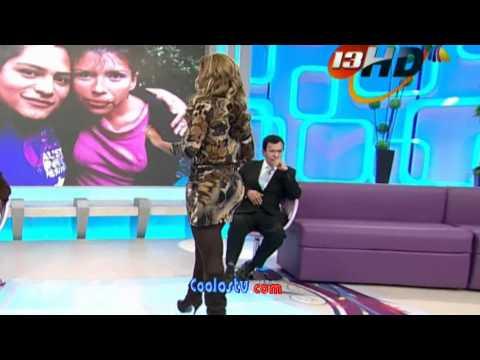 Rocio Sanchez Azuara Mega Culote Sexy Pantimedias