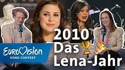 Lena Meyer-Landrut: 10 Jahre ESC-Sieg | Eurovision Song Contest