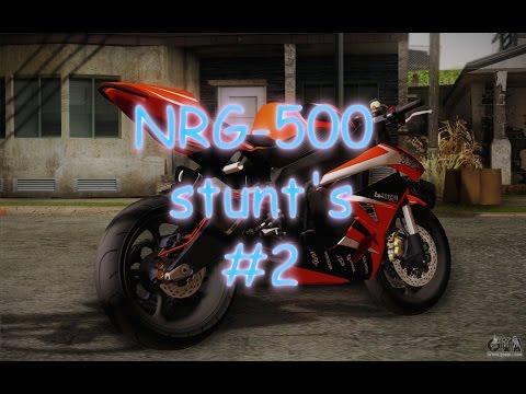 NRG-500 stunt's #2!