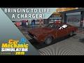 DESTROYED CHARGER   Car Mechanic Simulator 2015
