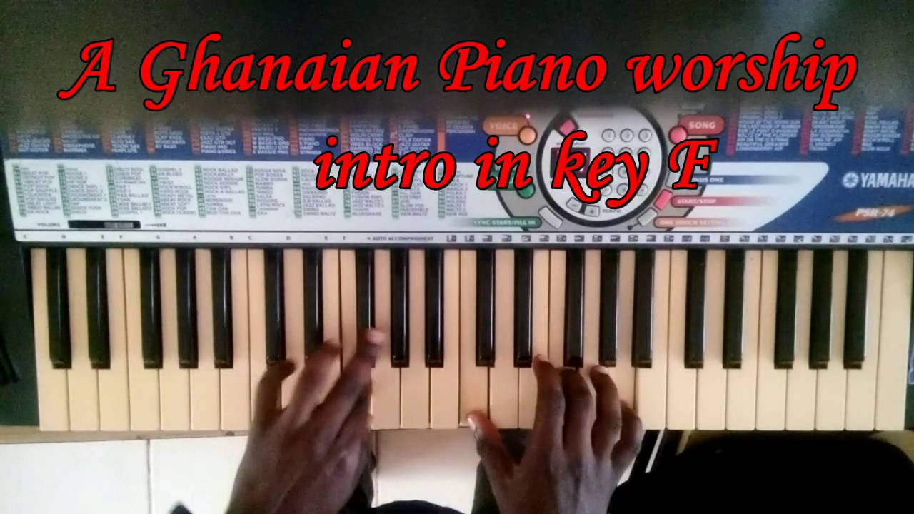 ghanaian-piano-worship-intro-in-key-f-mckeown-count