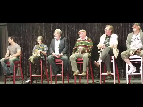 2015 Chicago Flashback Weekend Halloween 1978 Panel