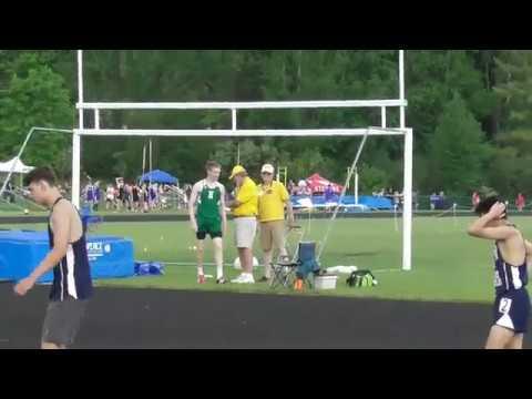Kevin McGrath NH D3 Championship High Jump May 2018