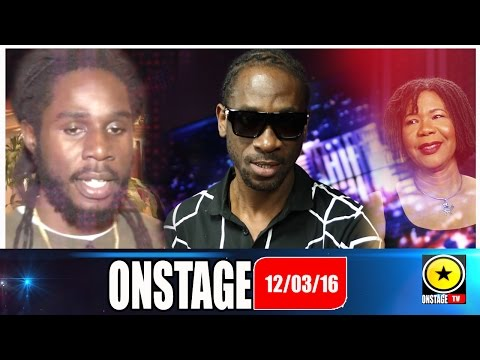 Bounty Killer, Chronixx, Dr Stanley-Niaah: Onstage December 3, 2016 (FULL SHOW)