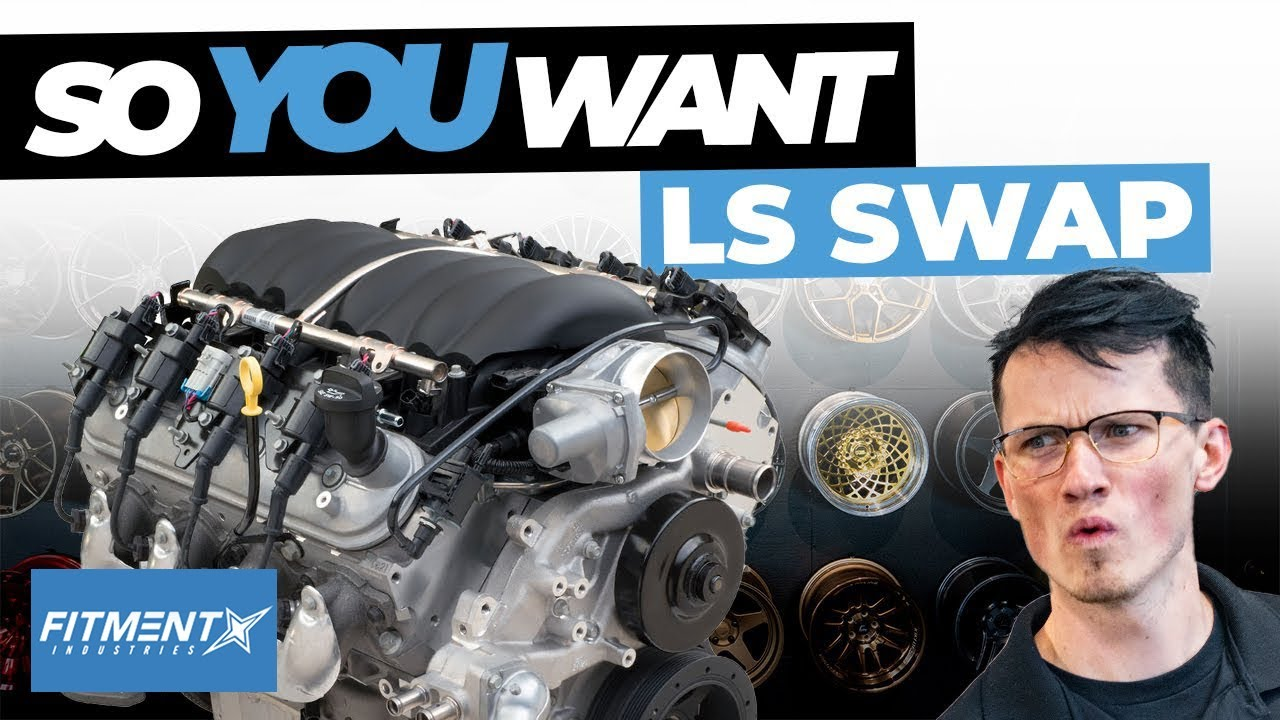So You Want To LS Swap Your Car