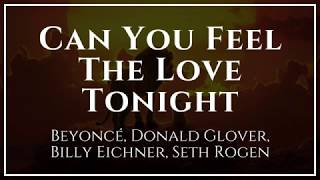 Can You Feel The Love Tonight (From The Lion King) | Lyrics
