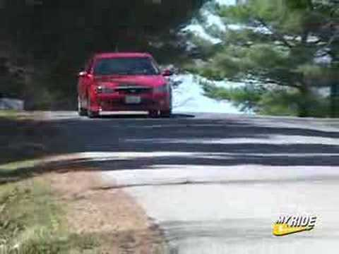 Review 2005 Kia Spectra 5 Youtube