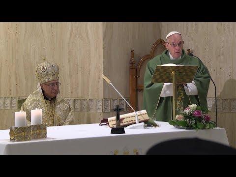 El Papa ofrece la misa en Casa Santa Marta por los cristianos perseguidos