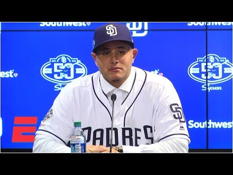 Manny Machado likes what the Padres brought to the table l MLB Sound