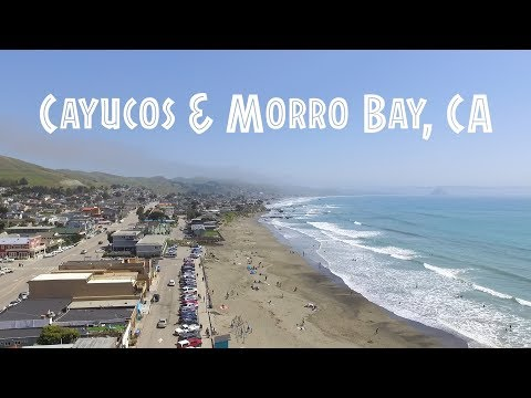DRONE SERIES (Cayucos & Morro Bay, CA)