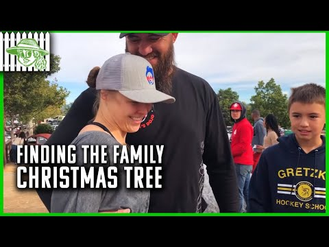 Browsey Acres: Ronda Rousey's Search for a Family Christmas Tree