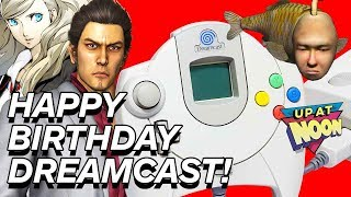 20 Things SEGA Has Done Since Dreamcast - Up at Noon