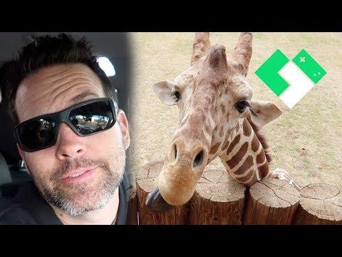 A Wild Field Trip With Sierra   Clintus.tv