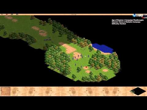 Let's Play Age of Empires 1 -  Babylonian Campaign Part 3/5