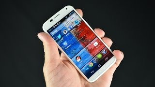 Moto X - Motorola Moto X: Unboxing & Review