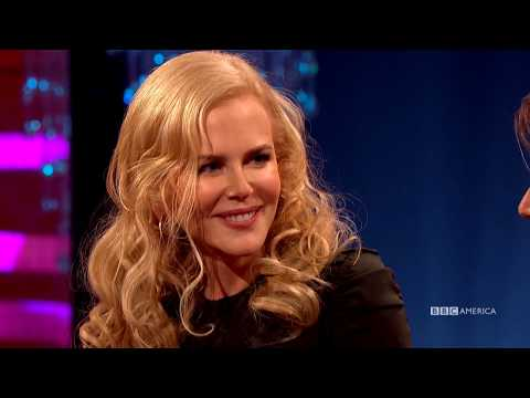 Nicole Kidman Can't Handle Her Own Surprise Parties - The Graham Norton Show