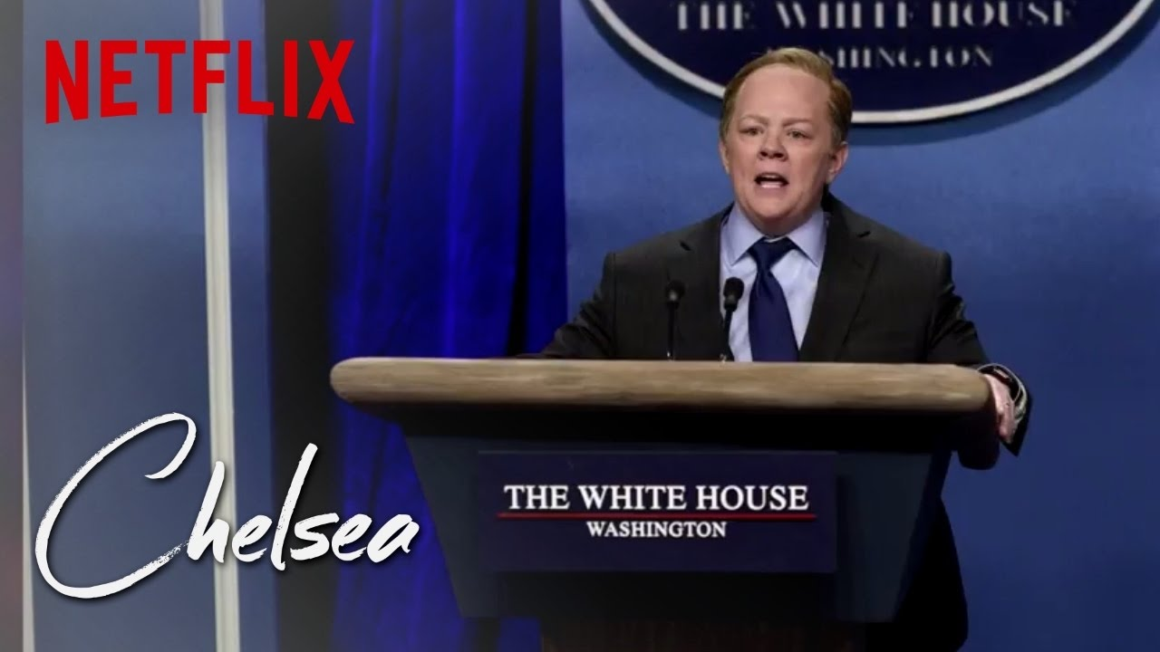 Melissa McCarthy is getting ready to play Sean Spicer on 'SNL,' and we can't wait