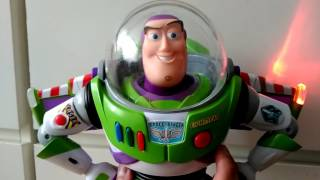 Toy Story Collection Buzz Lightyear Toy Review From Thinkway Toys