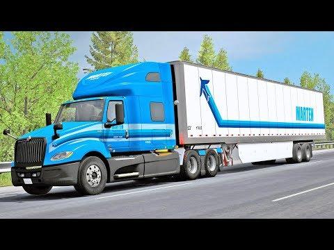 Marten To Mobile | American Truck Simulator