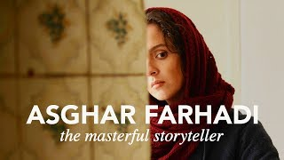 Oscar Winner Asghar Farhadi: The Masterful Storyteller
