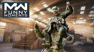 COD Modern Warfare - Funny Moments #2