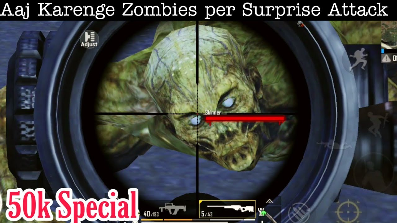 50k Special Zombie mode in Zombie SURVIVE till Dawn 2 Gameplay with
