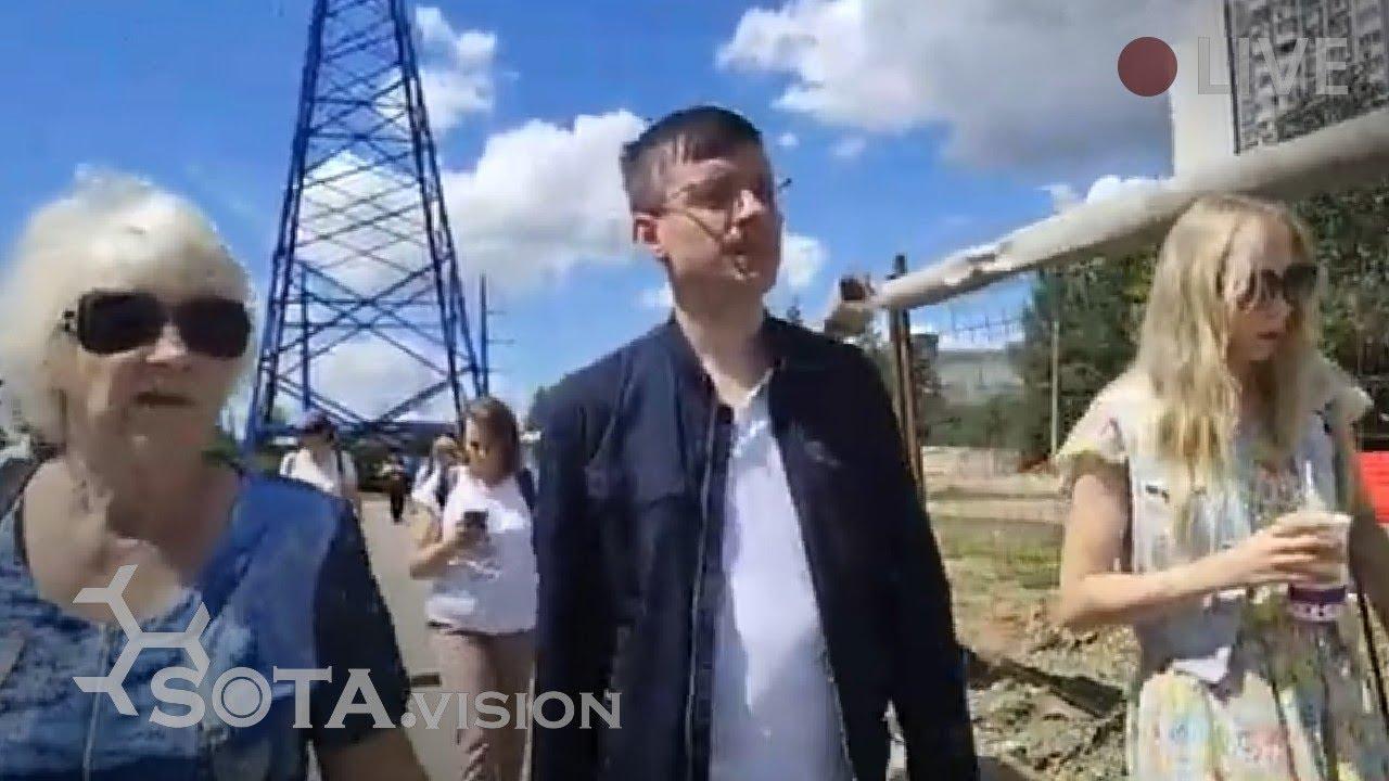 ДЕПУТАТЫ ИДУТ ПРОВЕРЯТЬ стройку ЮВХ в Москве
