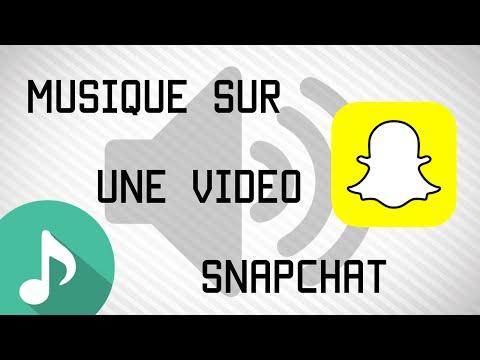 Snapchat | Ajouter une Musique dans la Vidéo [Android/iOS]