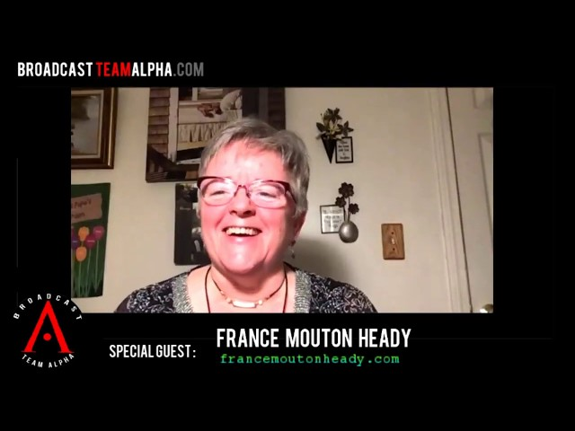 France Mouton Heady - The 8/8 Lion's Gateway - Astronumerology