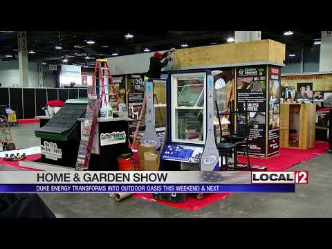 Annual Home & Garden Show opens at Duke Energy Convention Center