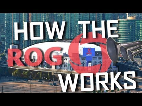 Canucks Goal Horn (How The Rog Works, Episode 1)