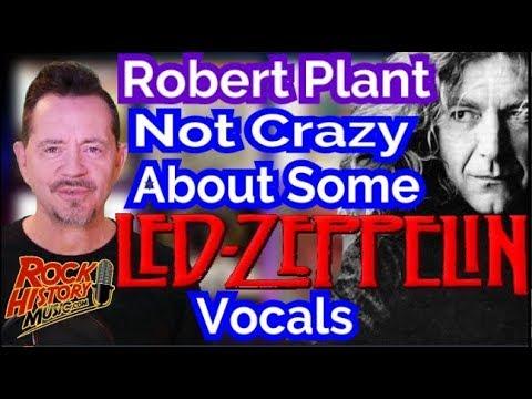 Robert Plant Says
