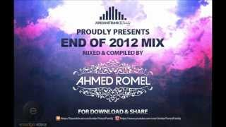 Jordan Trance Family END OF 2012 MIX By Ahmed Romel