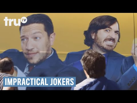 Impractical Jokers - Welcome To Your Tour Bus