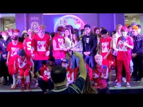 130928 บรรยากาศช่วงประกาศผล @Pantip Cover Dance 2013 (Final)
