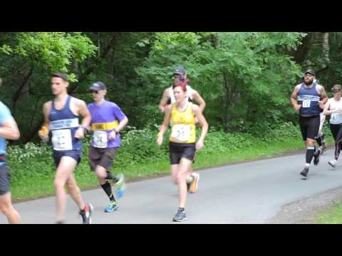 Hamsterley Half & Full Marathon Start 2017