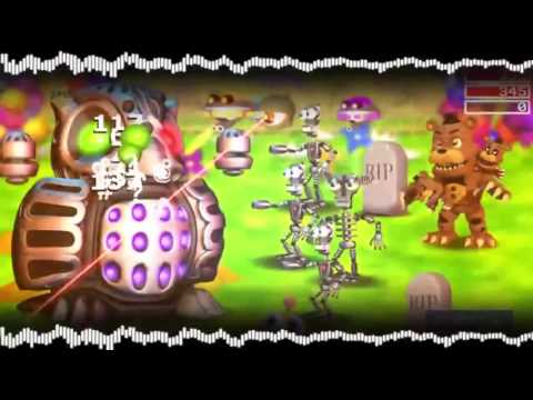 The Flipside 1 HOUR | FNAF World Song | Griffinilla & Shadrow