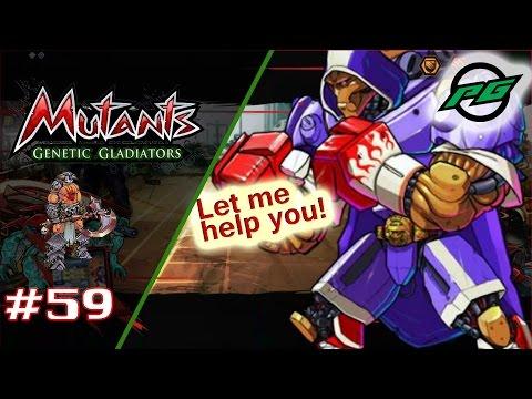 Mutants: Genetic Gladiators E59 - Ultimate Team