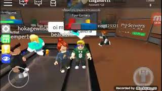 My second ROBLOX video with my sister