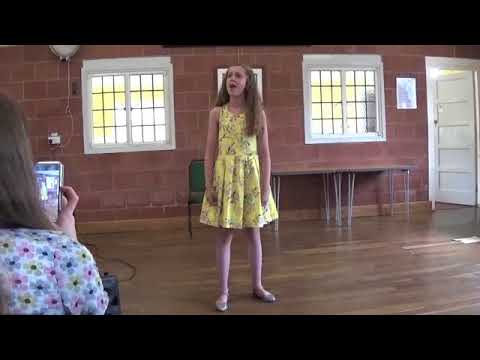 Requiem from Dear Evan Hanson, grade 7 musical theatre exam, amazing audition