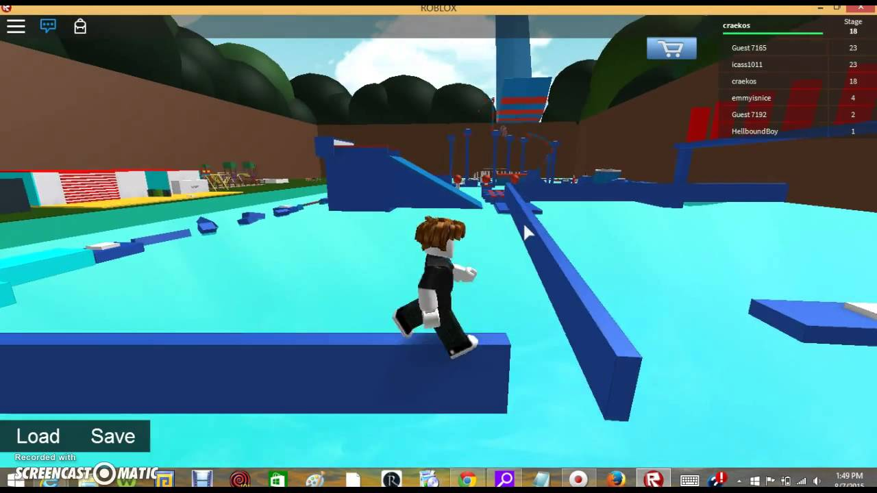 total wipeout online game roblox