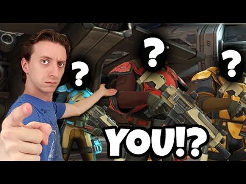 I Need YOU!! - XCOM Army Part 1