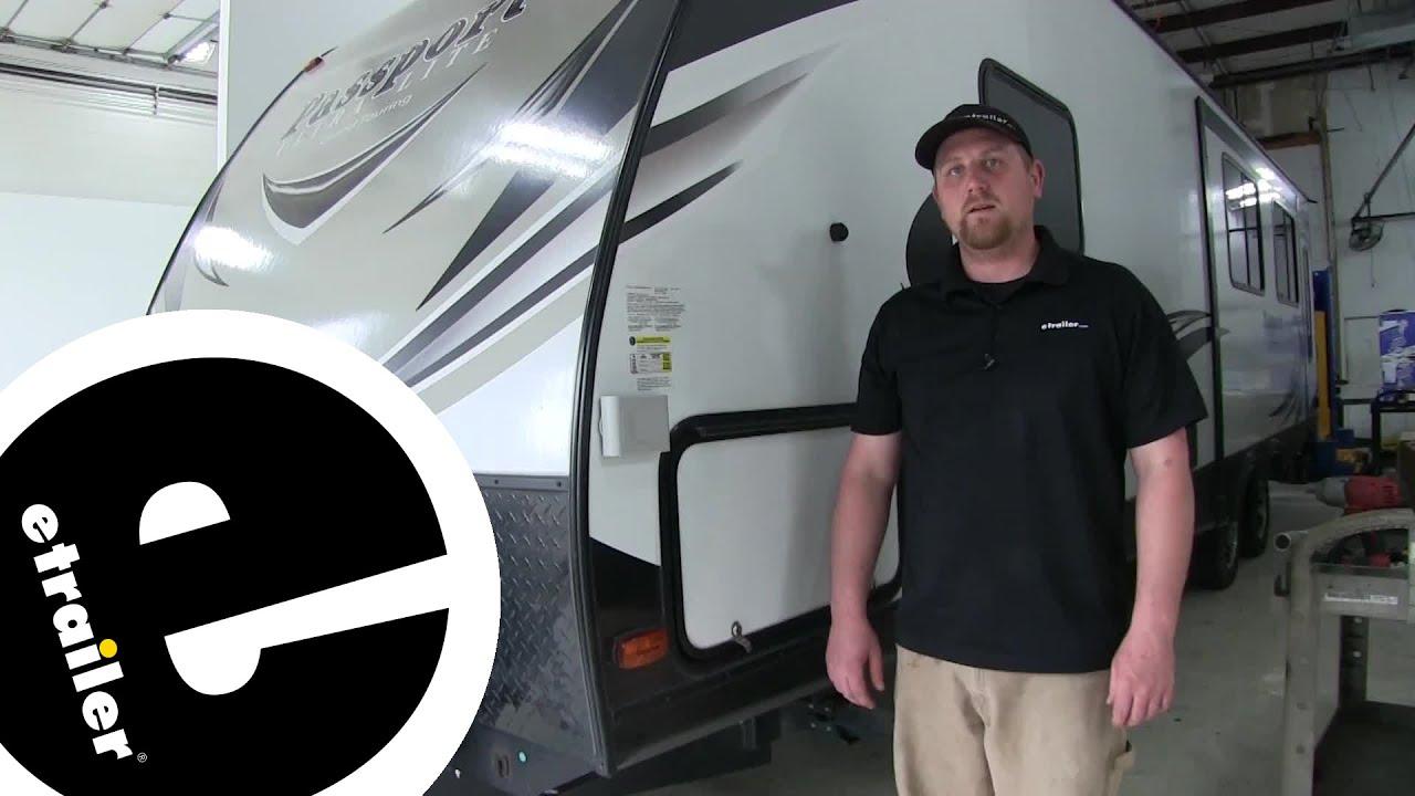 Hopkins RV and Trailer Electronic LED Smart Level Review - etrailer com