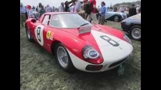 Pebble Beach and Monterey Automotive Week - 2013
