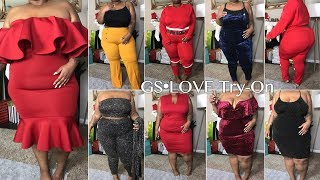GS LOVE Try-On Haul   Holiday Picks