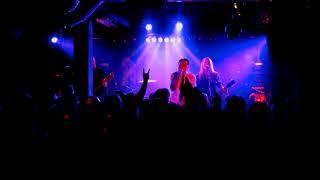 AUDREY HORNE - Audrevolution (Live at Böröm Pöm Pöm/Oberentfelden 24-1-2018)