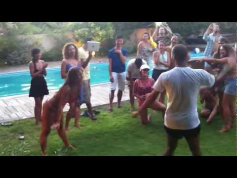 Dj Yaniv Ohana // private pool party